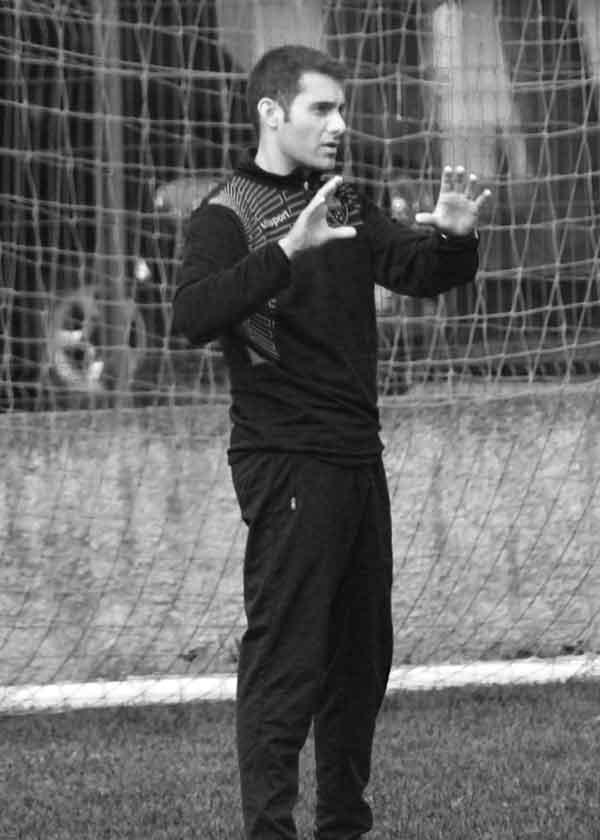 Anthony Julia entraineur de gardiens de but
