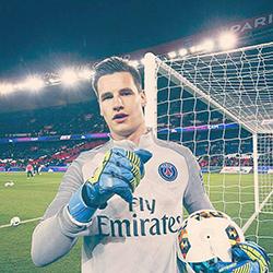 Découvrez Rémy DESCAMPS (gardien du PSG) parrain officiel de l'AGB.