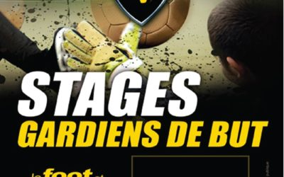 Stages printemps 2018, inscriptions ouvertes.
