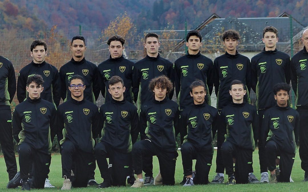 Photo officielle de la promotion AGB 2018/2019.