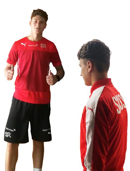 Un AGBiste en équipe nationale suisse des 16 ans.